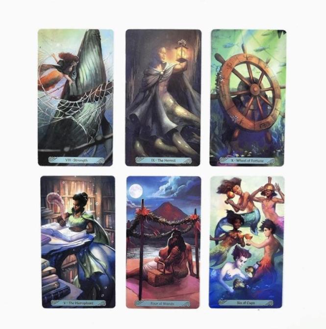 Astrology Tarot Deck