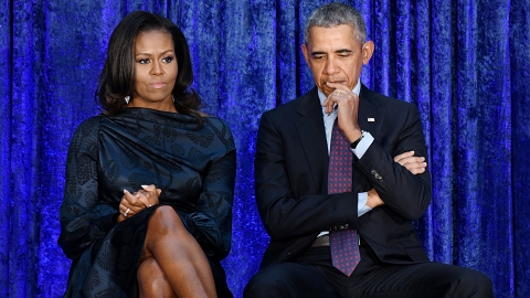 Barack Obama Recalls His Marriage With Michelle Almost Ending During His Presidential Run | StyleCaster