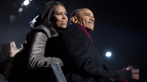 Barack Obama Was Asked About Sex With Michelle & He Had the Best Answer | StyleCaster