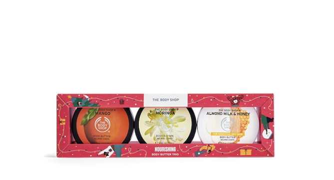 Body Shop Nourishing set Grab These New Amazon Beauty Steals Way Before Prime Day