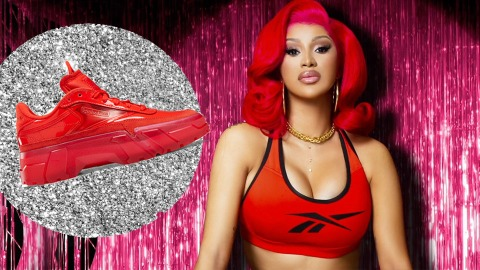 Catch Me Spending All My Schmoney On Cardi B's Reebok Collection | StyleCaster