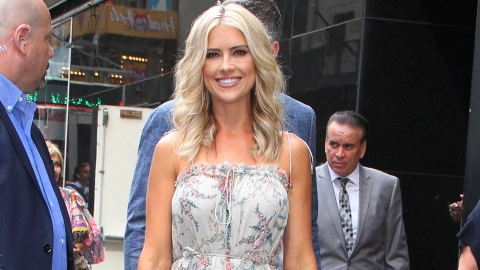 Christina Anstead Just Responded to Claims She's an 'Absent Mother' Amid Her Divorce | StyleCaster