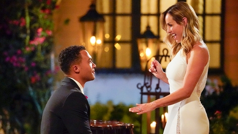 Clare's Ex-Fiancé Just Reacted to Her & Dale's Engagement on 'The Bachelorette' | StyleCaster