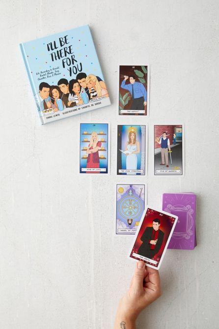 """""""Friends"""" Tarot Cards"""