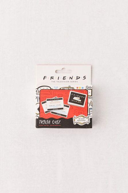 """""""Friends"""" Trivia Game"""