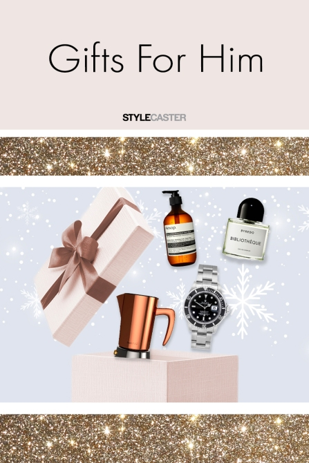 STYLECASTER | gifts for him