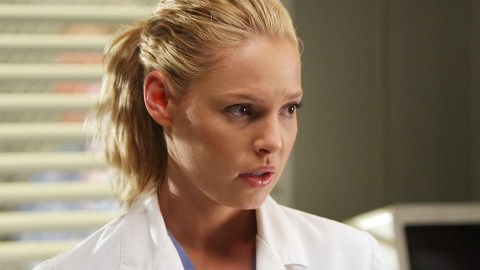 Katherine Heigl Is in a Feud With Her 'Grey's Anatomy' Co-Star For Getting Him Fired | StyleCaster