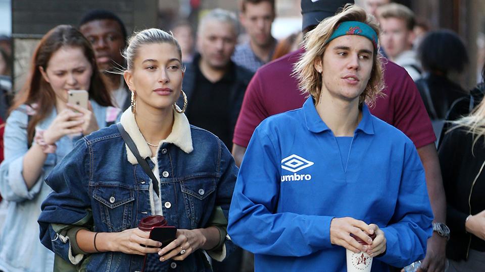 Hailey Baldwin, Justin Bieber