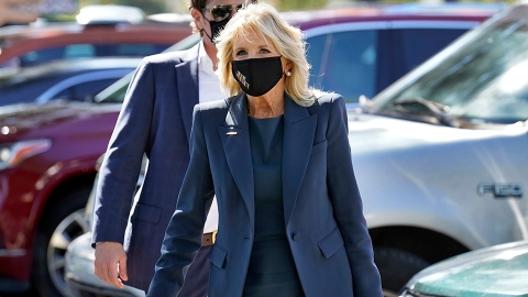 Does the First Lady Get a Salary? Here's How Much Jill Biden Will Make as FLOTUS   StyleCaster