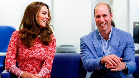 Prince William Was Once 'Passive Aggressive' to an Actor Who 'Flirted' With Kate Middleton   StyleCaster