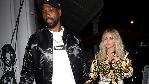Khloé Kardashian Isn't 'Uprooting' Her Life to Move to Boston For Tristan Thompson | StyleCaster