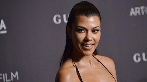 Kourtney Kardashian Is Surprisingly Supportive of Scott Disick's 19-Year-Old Girlfriend | StyleCaster