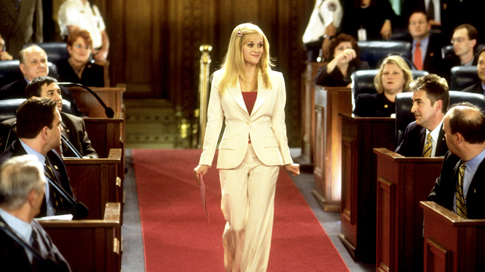 """Legally Blonde"""