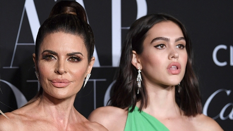 Lisa Rinna Thinks Scott Disick's Relationship With Her 19-Year-Old Daughter Is a 'Phase' | StyleCaster