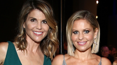 Lori Loughlin's 'Fuller House' Co-Star Got This Gift From Her Before She Went to Prison | StyleCaster
