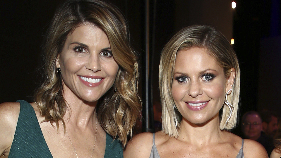 Lori Loughlin's 'Fuller House' Co-Star Got This Gift From Her Before She Went to Prison   StyleCaster