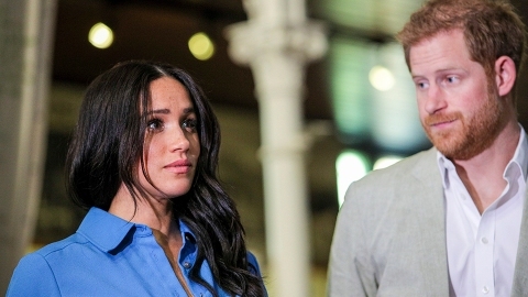 Here's How the Royal Family Reacted to Meghan Markle & Prince Harry's Miscarriage | StyleCaster