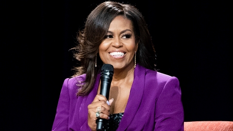 Michelle Obama Just Called Out Trump For Spreading 'Racist Lies' About Her Husband | StyleCaster