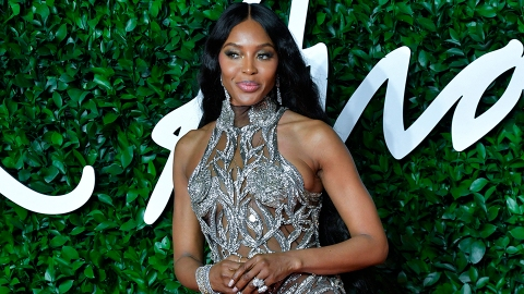 Naomi Campbell Just Shaded Tyra Banks & Suggested She's a 'Mean Girl' | StyleCaster