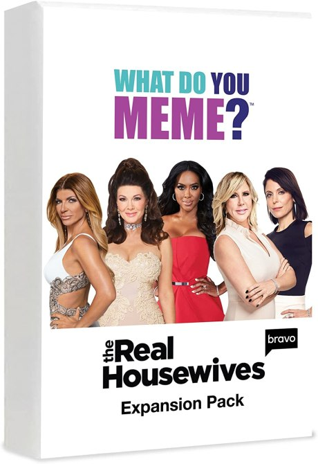 Real Housewives 'What Do You Meme?' Game
