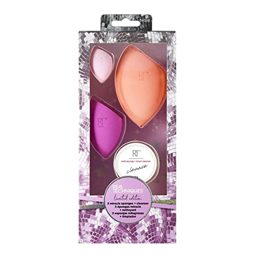 Real Techniques Miracle Blender Stocking Grab These New Amazon Beauty Steals Way Before Prime Day