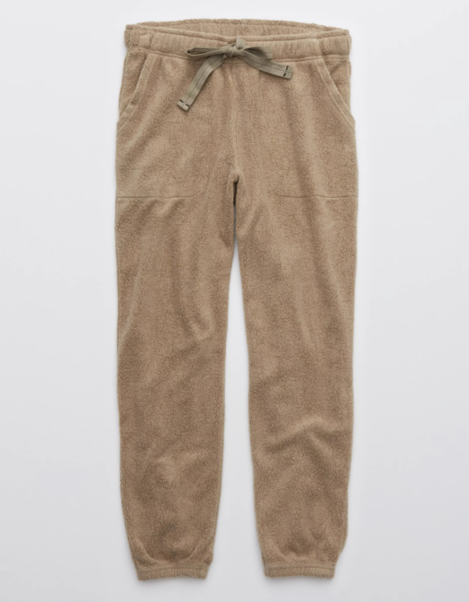 STYLECASTER | Aerie Cozy Good Vibes Jogger Review