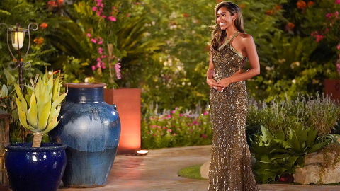 'Bachelorette' Recap: Tayshia Explains Her 'Job' & We Finally Get a Watchable 1-On-1 | StyleCaster