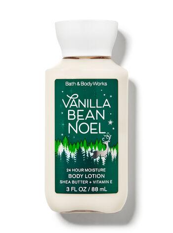 Bath & Body Works. vanilla bean