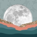 The Full Beaver Moon In Gemini Is Also A Lunar Eclipse...