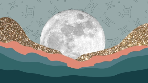 The Full Beaver Moon In Gemini Is Also A Lunar Eclipse—So Be Prepared | StyleCaster