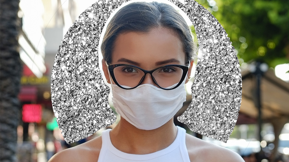 Attention, Glasses-Wearers: These Face Masks Won't Fog Up Your Frames