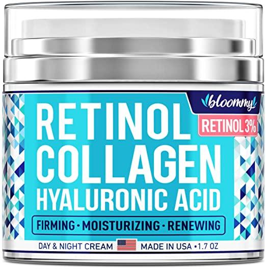 bloomy Collagen face cream