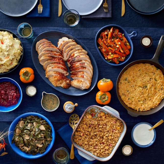 Stylecaster | Thanksgiving Meal Delivery