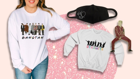The Best BTS Gifts & Merch That ARMYs in Your Life Will Love | StyleCaster