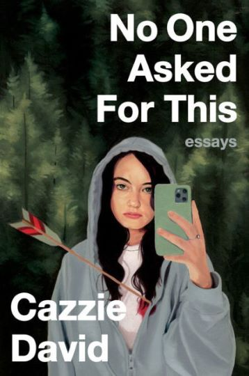 cazzie david book Pete Davidson Just Responded to His Ex Cazzie Davids Essay About Him Dating Ariana Grande