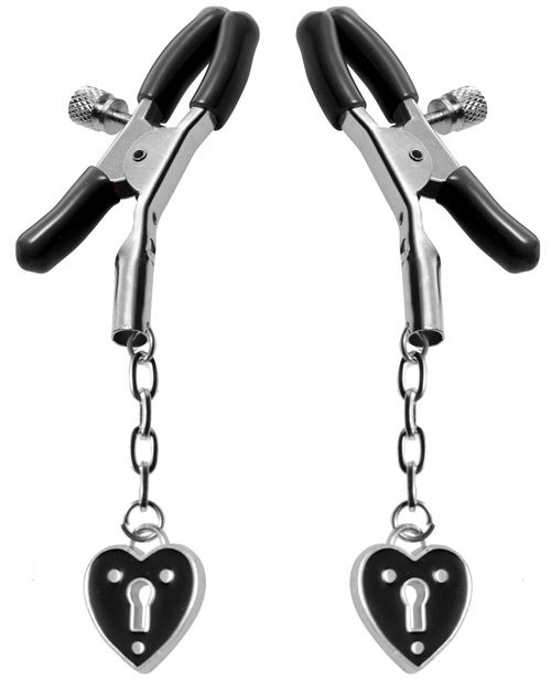 charmed heart padlock nipple clamps Ella Paradis Sex Toys are Up to 70 Percent Off on Black Friday and Cyber Monday