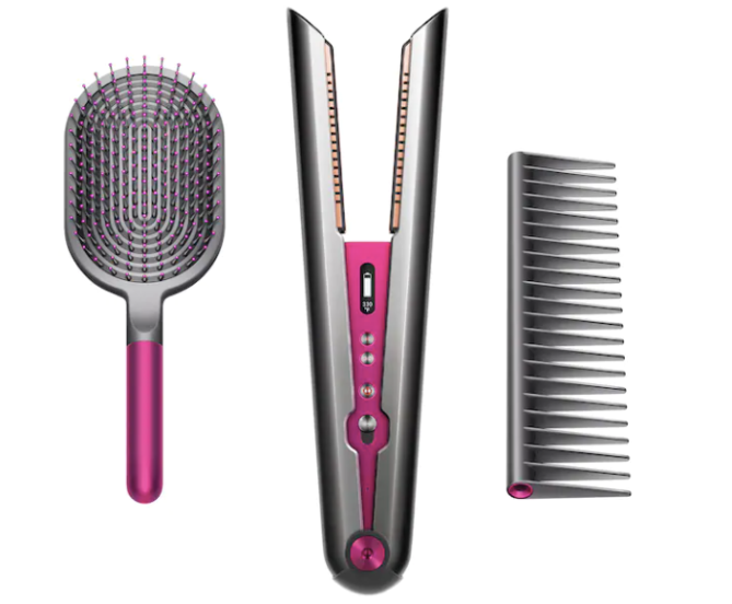 dyson corrale hair straightener holiday set Sephora Just Dropped a Buzzy Fragrance, Plus Sale on Sale Is Coming