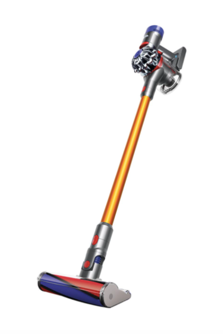 dyson v8 vaccuum Dysons Cult Fave Hot/Cool Machine Is $200 Off RN, So Goodbye Night Sweats