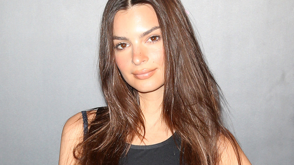 Emily Ratajkowski Wore The $11 LBD We All Need In Our Closets