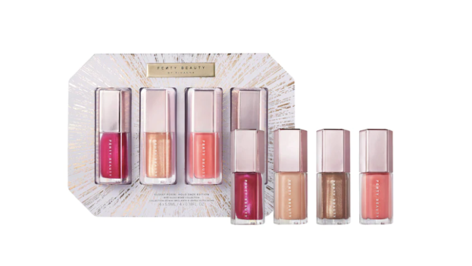 fenty beauty rihanna glossy posse mini gloss bomb set Sephora Just Dropped a Buzzy Fragrance, Plus Sale on Sale Is Coming