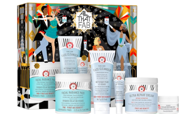 first aid beauty all that fab Sephora Just Dropped a Buzzy Fragrance, Plus Sale on Sale Is Coming
