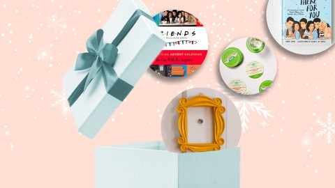 The Best 'Friends' Gifts For Fans Who Can't Stop Quoting the '90s Sitcom | StyleCaster