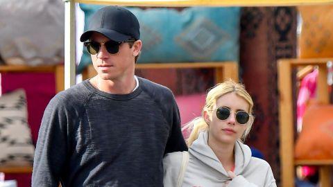 Emma Roberts' Boyfriend Garrett Hedlund Was Arrested For a DUI During Her Pregnancy   StyleCaster
