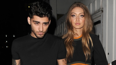 Gigi Hadid Shared Her 1st Photo of Her Baby Daughter & She Looks More Like Her Than Zayn | StyleCaster