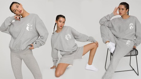 My Horoscope Said To Buy One Of Good American's Zodiac Sweat Sets | StyleCaster