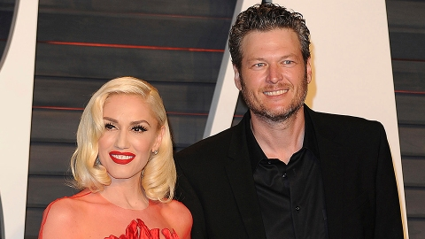 Blake Shelton Asked Gwen Stefani's Sons For Their Blessings Before Proposing | StyleCaster