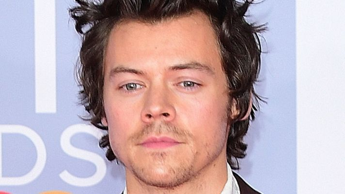 Folks on Twitter Are Drooling Over Harry Styles Haircut BTS of His New Movie