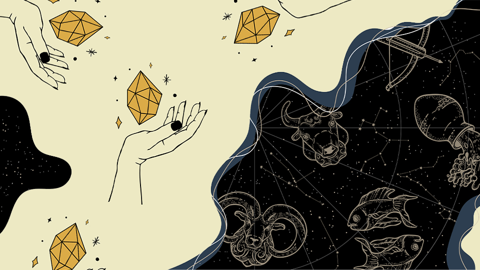 Sooo, Your Weekly Horoscope Predicts Dark, Passionate Energy…