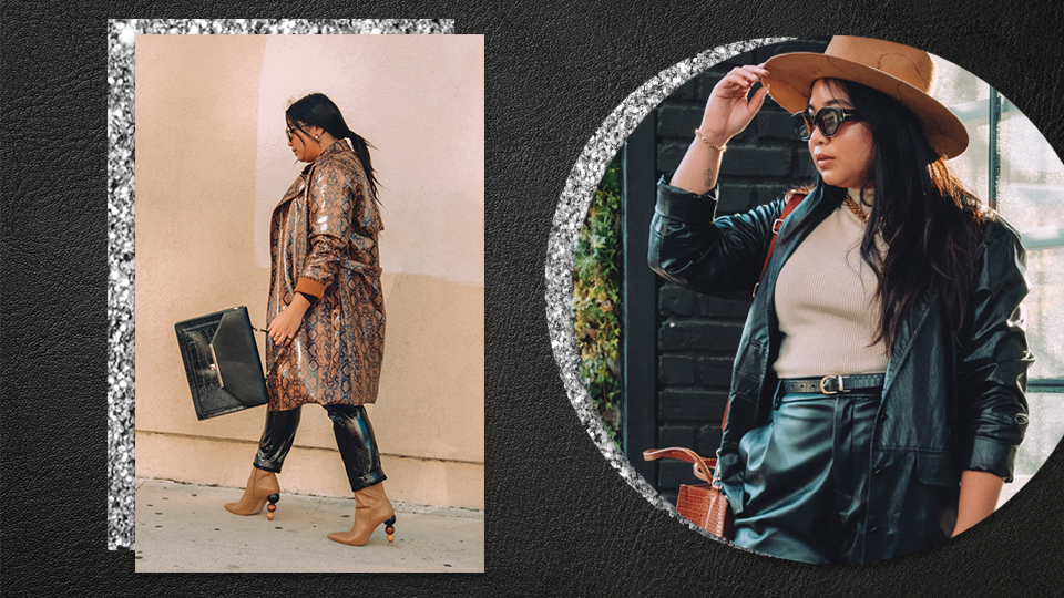 How To Style Leather Pants Without Looking Like An Extra In 'Grease'
