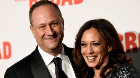 Here's What to Know About Douglas Emhoff, Kamala Harris' Husband & 1st Second Gentleman | StyleCaster